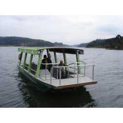 Barco Passageiros MG 7017 -16 lugares