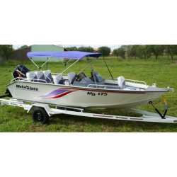 Barco Metalboat MB 175