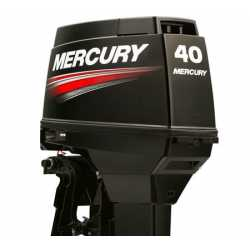 Motor Mercury 40 HP EO SUPER