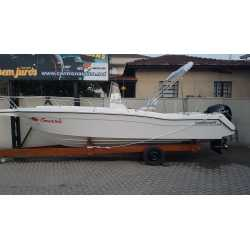 Lancha Wellcraft 22