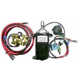 Kit Partida Elétrica Motor 25 hp