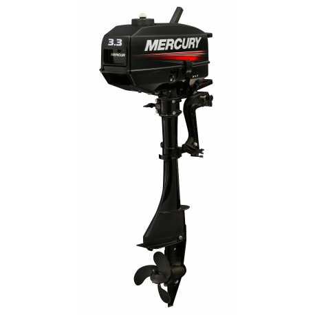 Motor Mercury 3.3 HP